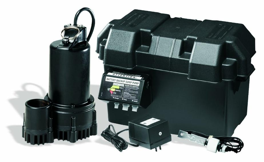 battery operated sump pumps in Barrie