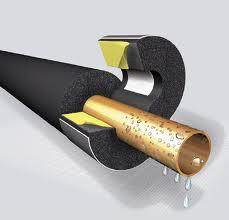 Bradford Pipe Insulation Copper Pipe Insulating